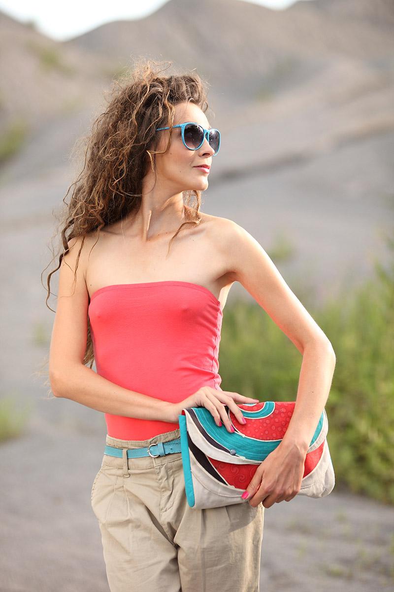Model: Szőcs Zsuzsanna | Photo: Sarolta Molnár