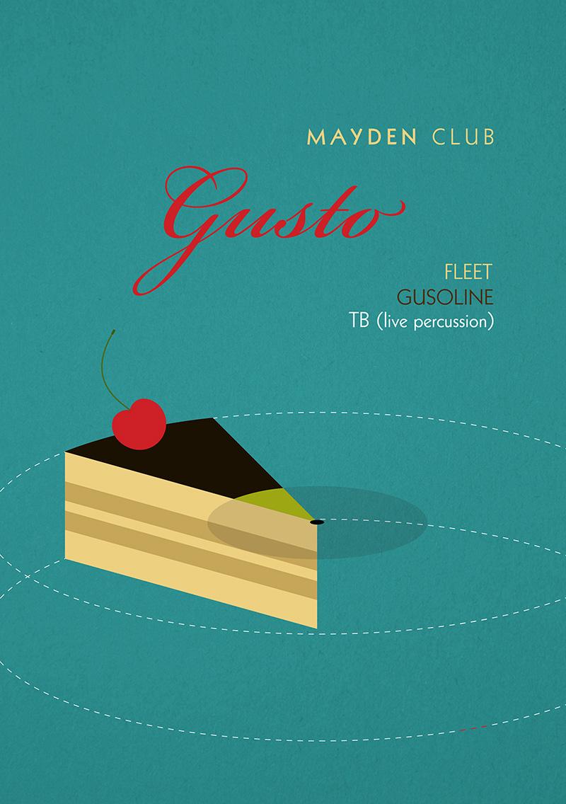 Mayden Gusto | 2012