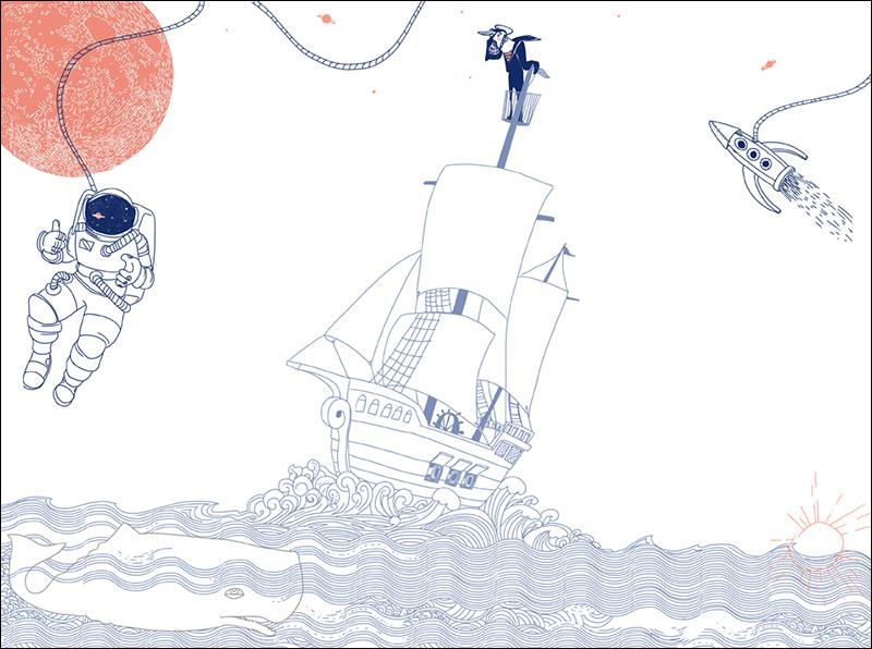 Ragyog a mindenség - Bolondos ének, Kovács András Ferenc | 2013