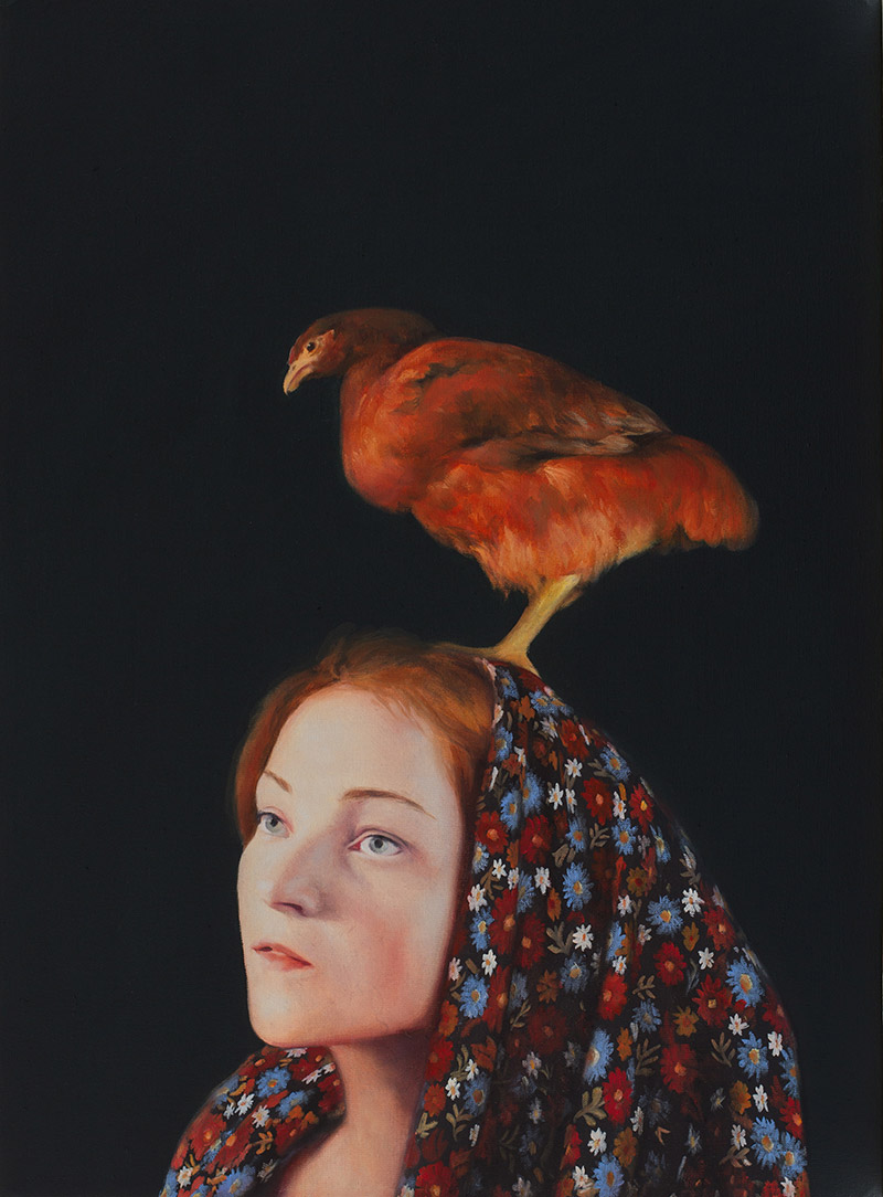 Portré | 60 X 40 cm | 2011