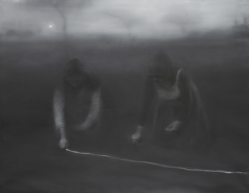 The last seeding | 70 X 90 cm | 2012