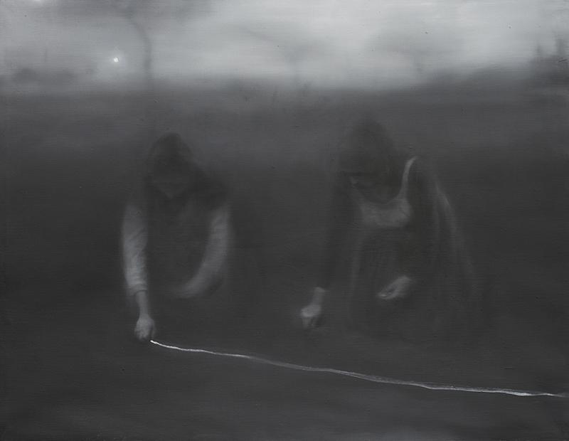 Az utolsó vetés | 70 X 90 cm | 2012