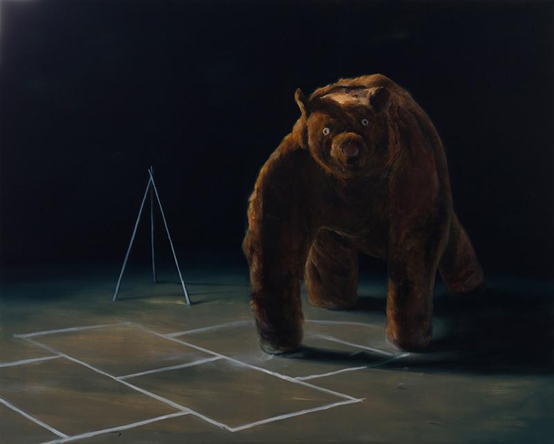 The Artist | 110 X 140 cm | 2012